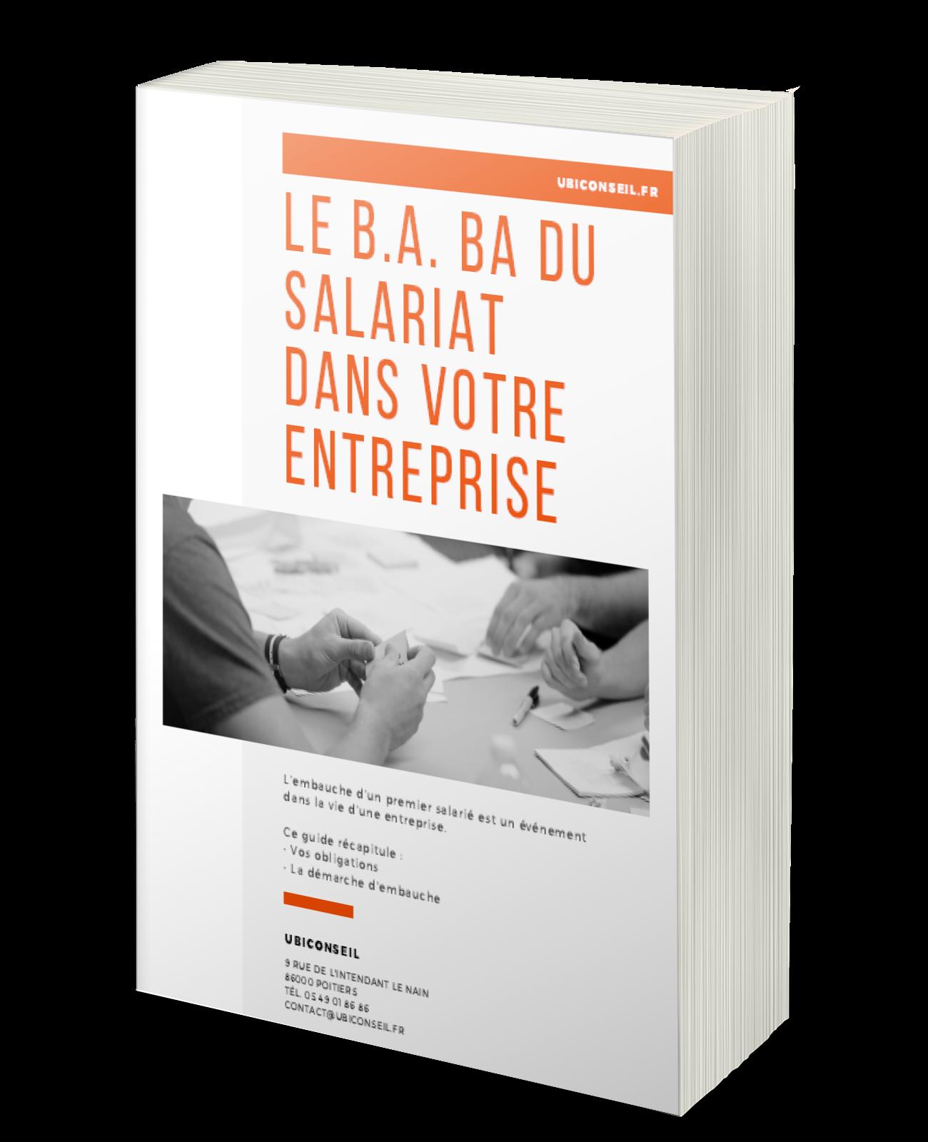 Ebook B.A. BA du salariat